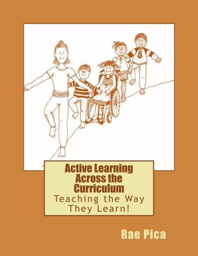 Rae Pica - Active Learning cover
